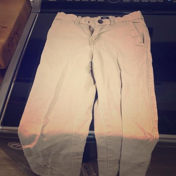 large assortment selected material on sale Gap boys khaki pants